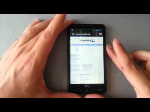 Android 4.2 Для Htc Hd2